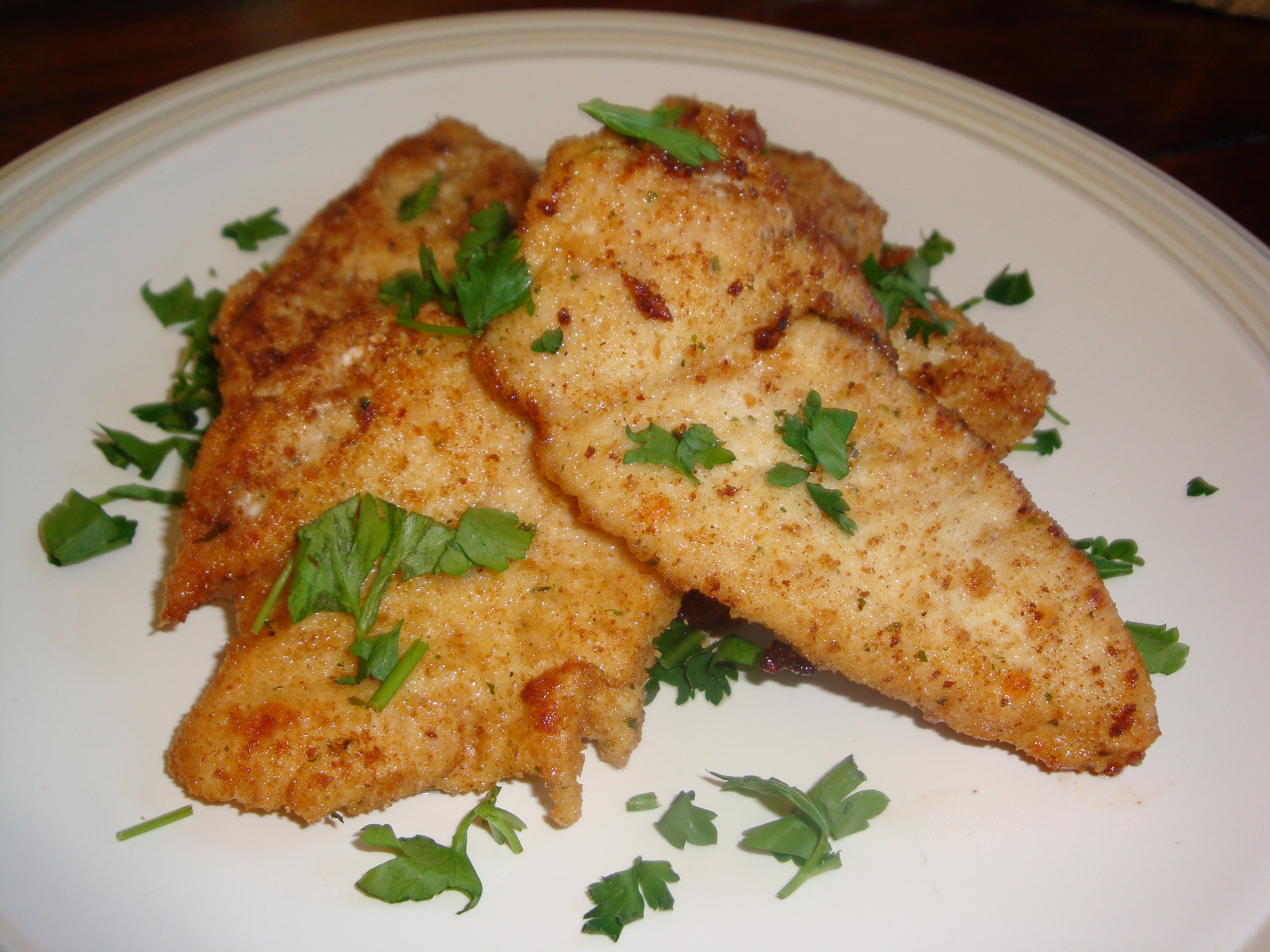 Sauteed Chicken Cutlets With Sage And Capers Recipes — Dishmaps