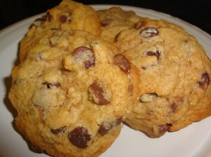 3-Chocolate Chip Cookies