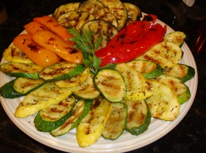 grilled vegs